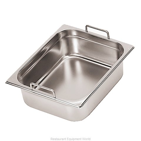 Paderno World Cuisine 14115-10 Food Pan Steam Table Hotel Stainless
