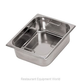 Paderno World Cuisine 14142-20 Steam Table Pan, Stainless Steel