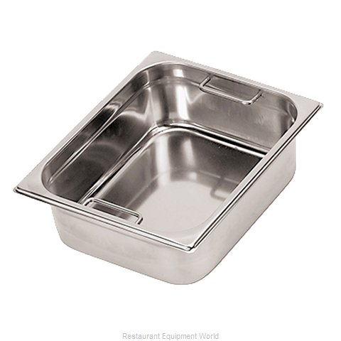 Paderno World Cuisine 14145-15 Food Pan Steam Table Hotel Stainless