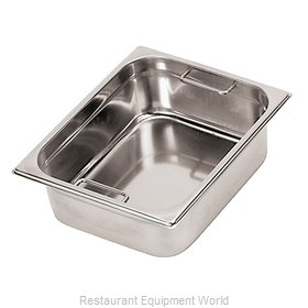 Paderno World Cuisine 14145-20 Steam Table Pan, Stainless Steel