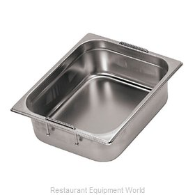 Paderno World Cuisine 14152-06 Steam Table Pan, Stainless Steel