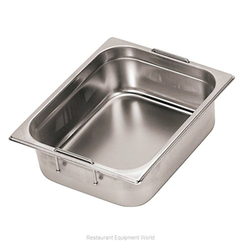 Paderno World Cuisine 14155-15 Food Pan Steam Table Hotel Stainless