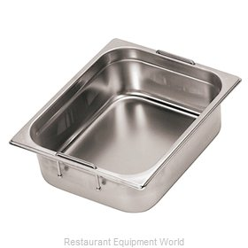 Paderno World Cuisine 14155-20 Steam Table Pan, Stainless Steel
