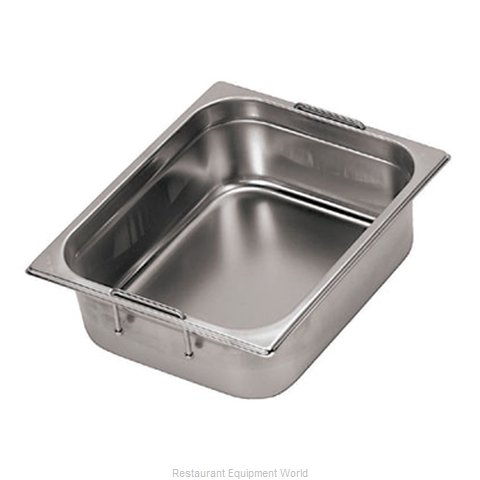 Paderno World Cuisine 14157-10 Steam Table Pan, Stainless Steel