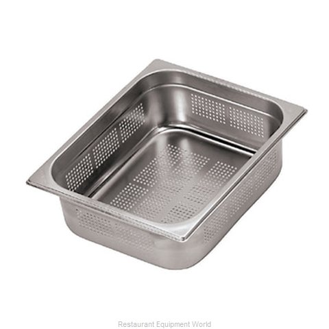 Paderno World Cuisine 14203-06 Steam Table Pan, Stainless Steel
