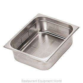 Paderno World Cuisine 14205-02 Steam Table Pan, Stainless Steel