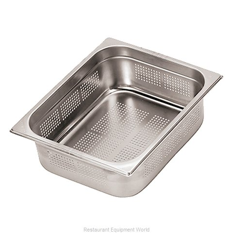 Paderno World Cuisine 14205-06 Food Pan Steam Table Hotel Stainless
