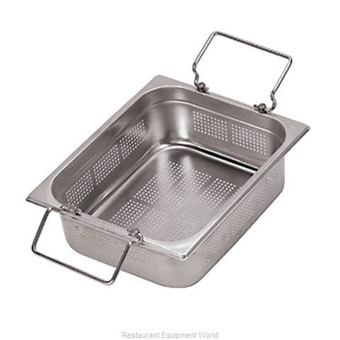 Paderno World Cuisine 14252-10 Steam Table Pan, Stainless Steel