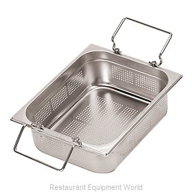 Paderno World Cuisine 14255-10 Steam Table Pan, Stainless Steel