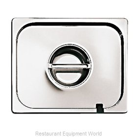 Paderno World Cuisine 14525-00 Steam Table Pan Cover, Stainless Steel