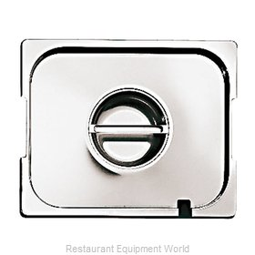 Paderno World Cuisine 14535-00 Steam Table Pan Cover, Stainless Steel