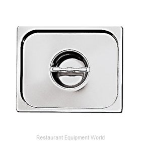 Paderno World Cuisine 14548-00 Steam Table Pan Cover, Stainless Steel