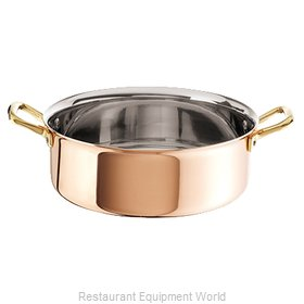 Paderno World Cuisine 15209-24 Brazier Pan