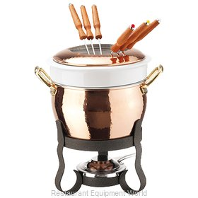 Paderno World Cuisine 15430-11 Fondue Pot Set