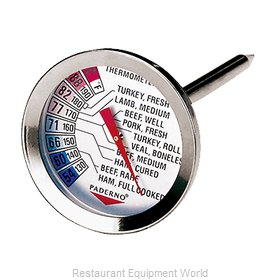 Paderno World Cuisine 19705-00 Meat Thermometer