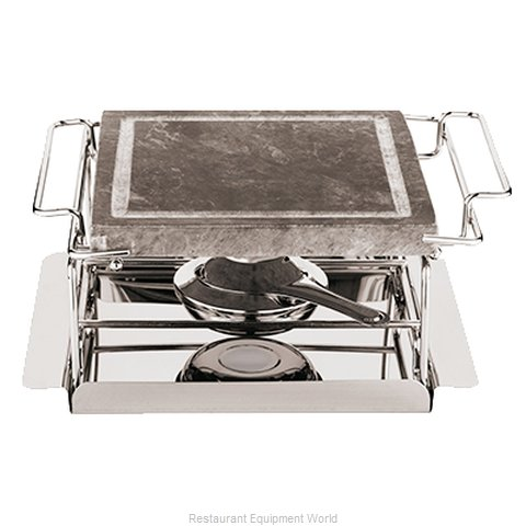 Paderno World Cuisine 41315-02 Tabletop Grill Stove Hibachi