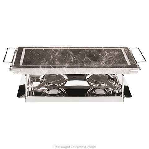 Paderno World Cuisine 41315-04 Tabletop Grill Stove Hibachi