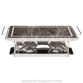 Paderno World Cuisine 41315-04 Grill Stove, Tabletop