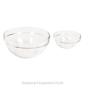 Paderno World Cuisine 41405-AA Soup Salad Pasta Cereal Bowl, Glass