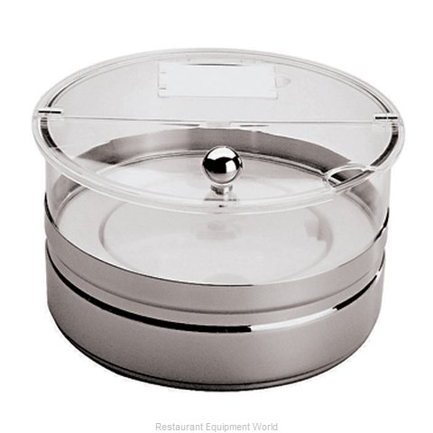 Paderno World Cuisine 41448-25 Food Storage Container Round