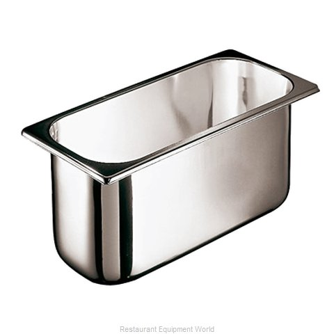Paderno World Cuisine 41471-12 Gelato Ice Cream Pan