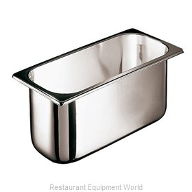 Paderno World Cuisine 41471-12 Ice Cream / Gelato Pan