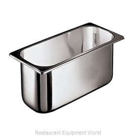 Paderno World Cuisine 41471-17 Ice Cream / Gelato Pan