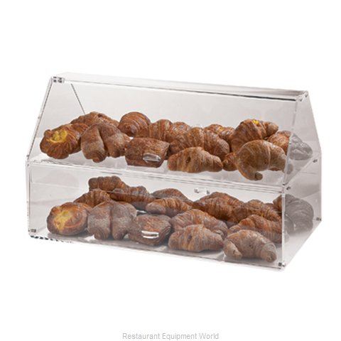 Paderno World Cuisine 41472-30 Display Case Non-Refrigerated Countertop