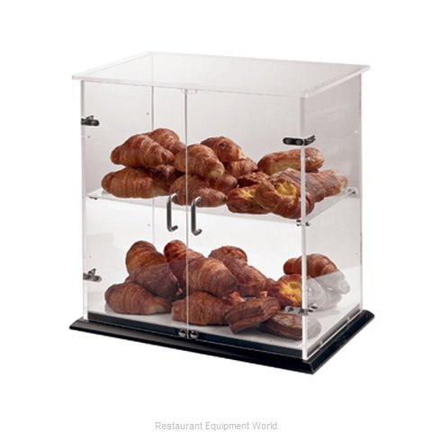 Paderno World Cuisine 41472-31 Display Case Non-Refrigerated Countertop