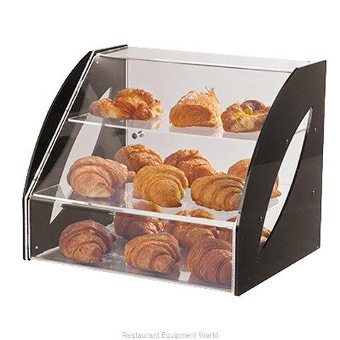Paderno World Cuisine 41472-32 Display Case Non-Refrigerated Countertop