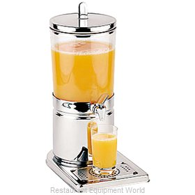 Paderno World Cuisine 41902-04 Beverage Dispenser, Non-Insulated