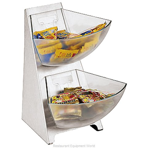 Paderno World Cuisine 41911-02 Condiment Caddy, Countertop Organizer (Magnified)