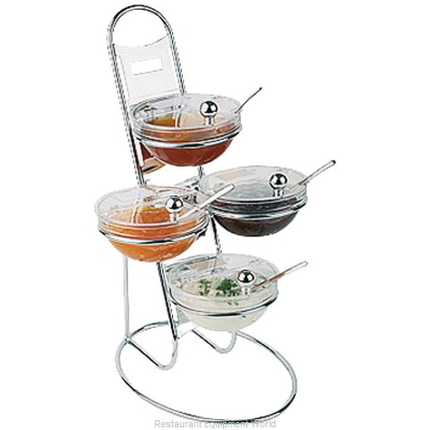 Paderno World Cuisine 41912-03 Display Stand, Tiered