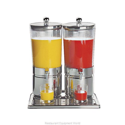 Paderno World Cuisine 41917-02 Beverage Dispenser Non-Insulated (Magnified)