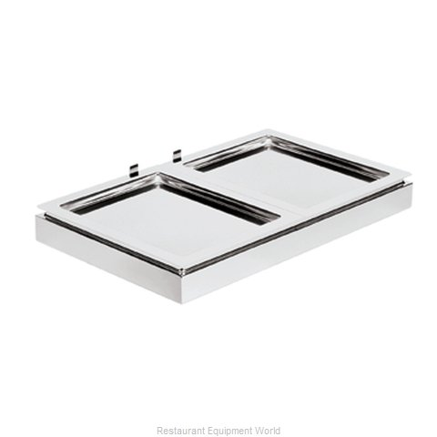 Paderno World Cuisine 42450-02 Ice Display Tray Decorative (Magnified)