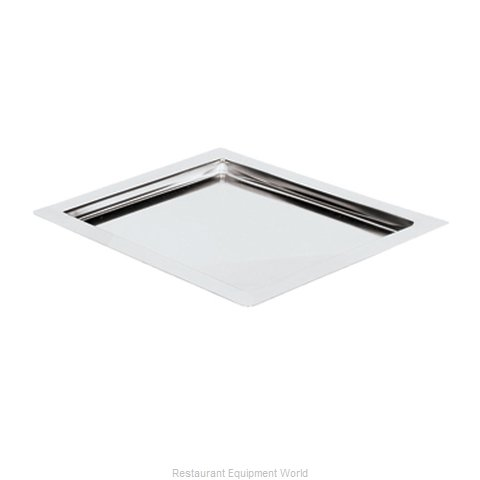 Paderno World Cuisine 42451-12 Platter, Stainless Steel (Magnified)