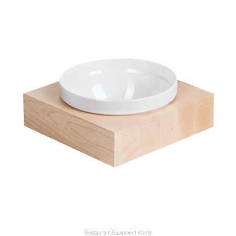 Paderno World Cuisine 42470-14 Bowl Wood (Magnified)