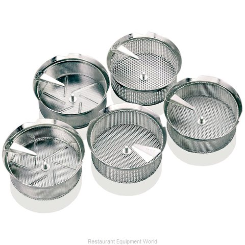 Paderno World Cuisine 42575-94 Sieve (Magnified)