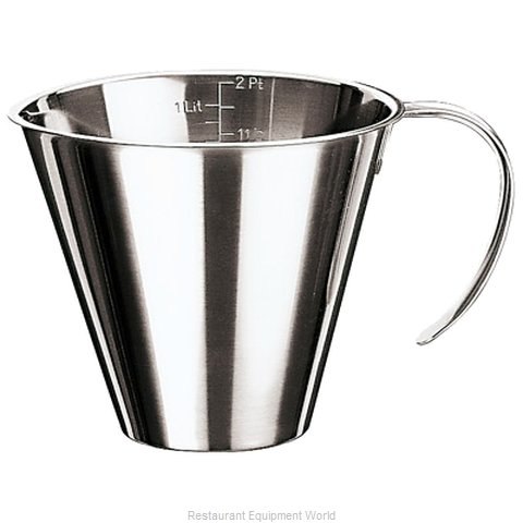 Paderno World Cuisine 42581-20 Measuring Cup Stainless