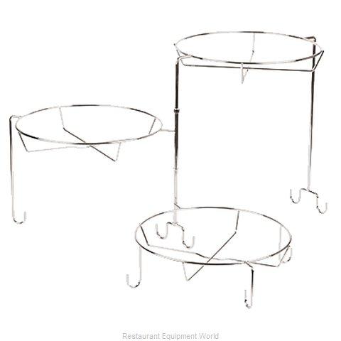 Paderno World Cuisine 42871-03 Tiered Display Server Stand
