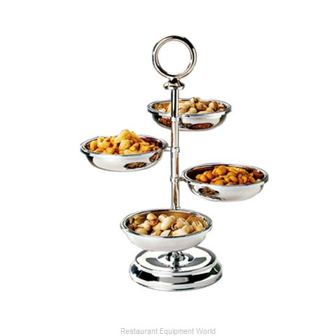 Paderno World Cuisine 42977-04 Tiered Display Server Stand