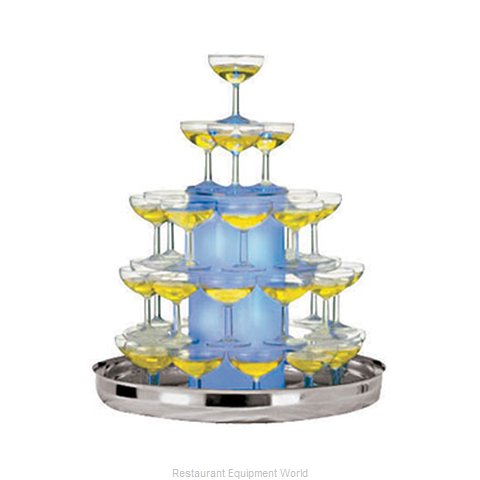 Paderno World Cuisine 42980-01 Champagne Fountain