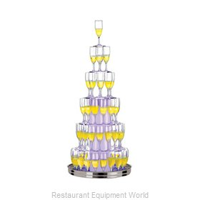 Paderno World Cuisine 42980-02 Champagne Fountain