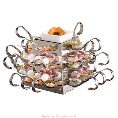 Paderno World Cuisine 42988-01 Display Tower