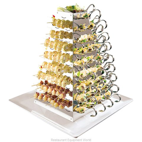 Paderno World Cuisine 42988-03 Display Tower