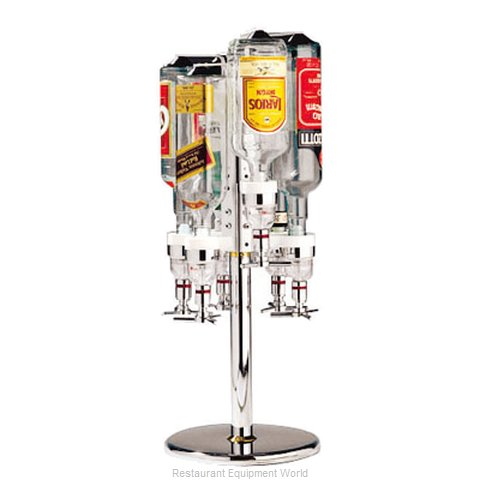 Paderno World Cuisine 44057-06 Drink Bar Mix Pourer Complete Unit