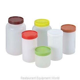Paderno World Cuisine 44107R20 Storage Jar / Ingredient Canister, Plastic