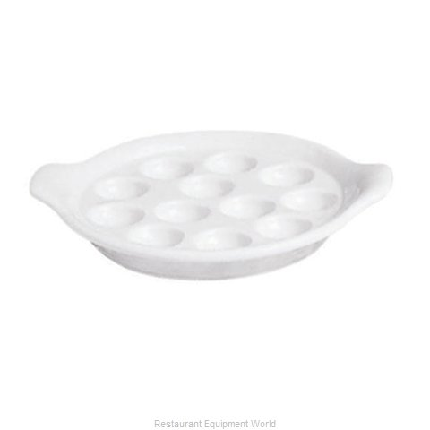 Paderno World Cuisine 44396-12 Snail Escargot Dish