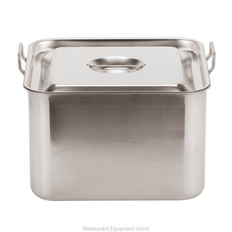 Paderno World Cuisine 44501-04 Cover Bain Marie Pot Stainless