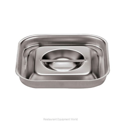 Paderno World Cuisine 44502-04 Cover Bain Marie Pot Stainless